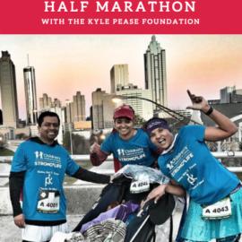 Publix Georgia Half Marathon with The Kyle Pease Foundation