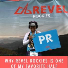 Why Revel Rockies is one of my favorite half marathons