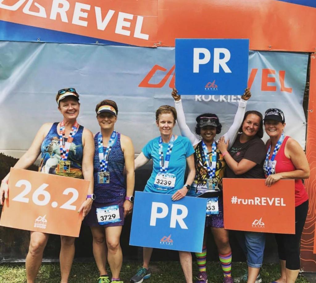 Revel Rockies Half Marathon
