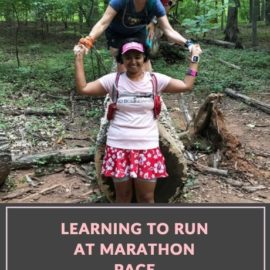 Learning to run at Marathon Pace – 11 Weeks to MCM