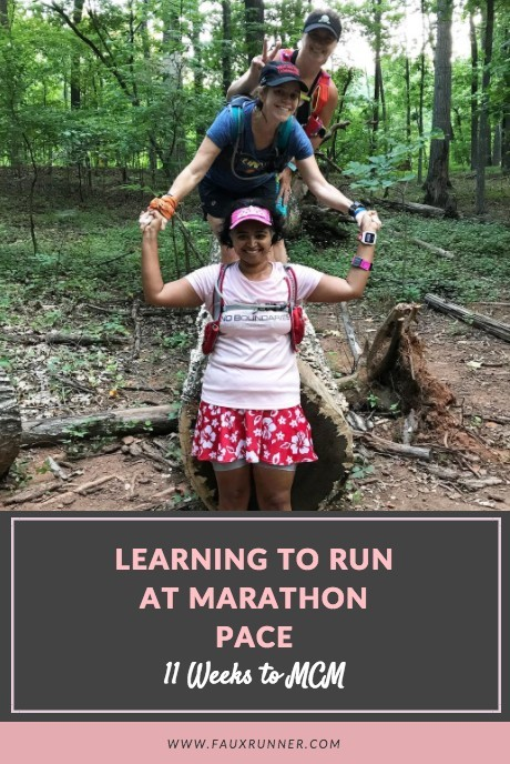 Learning to Run at Marathon Pace