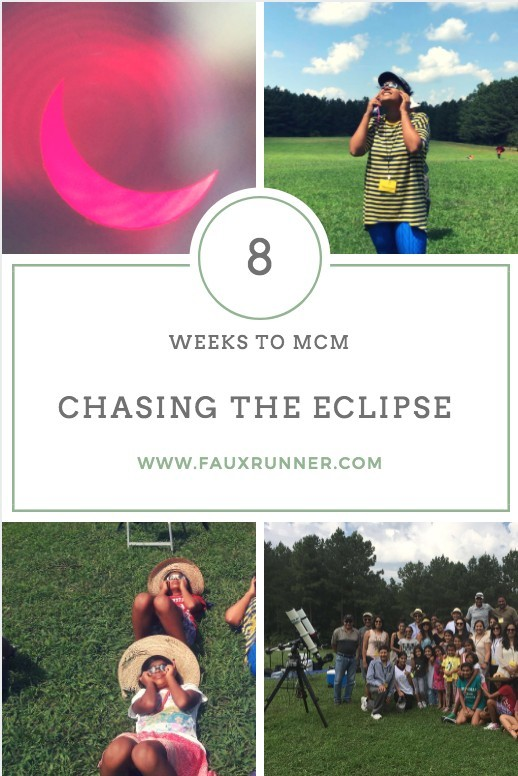 Chasing the Eclipse