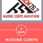 8 Days to Marine Corps Marathon – What if I fly