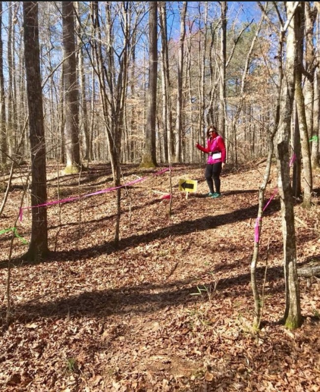 Cochran Mill Trail Race