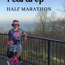 Teardrop Half Marathon – Race Report
