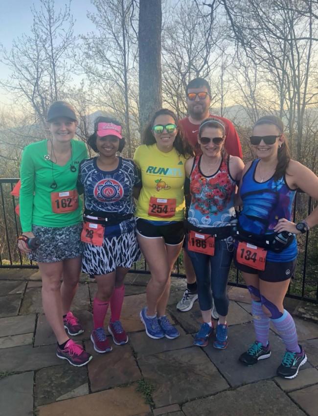 Teardrop Half Marathon