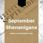 September Shenanigans