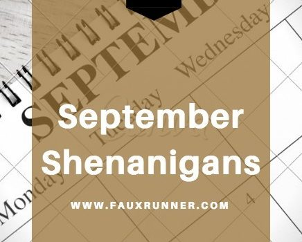 September Shenanigans
