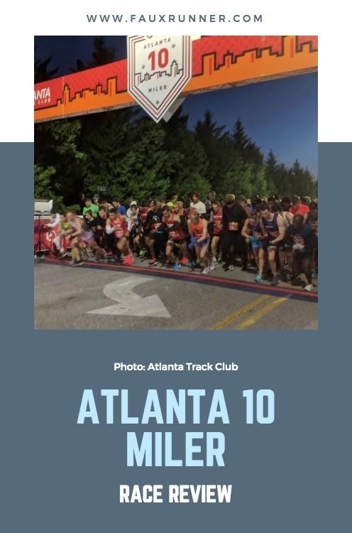 Atlanta 10 Miler