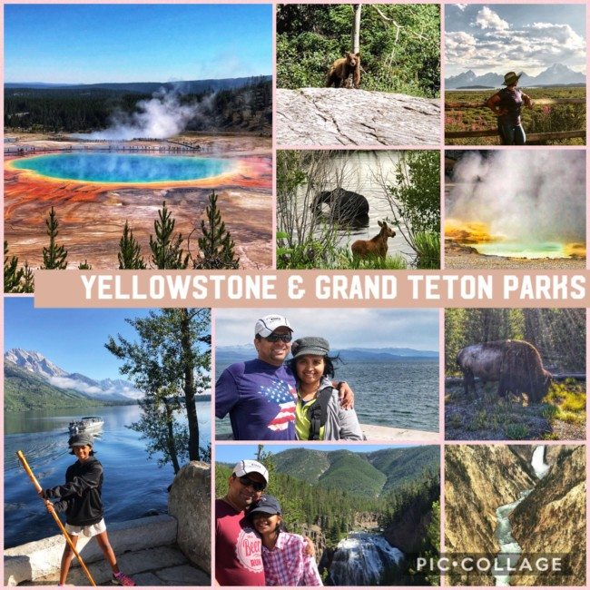 Yellowstone Grand Teton
