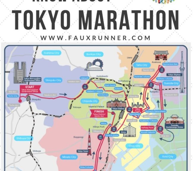 What you need to know about the Tokyo Marathon
