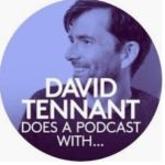 David Tennant does a podcast with … Review