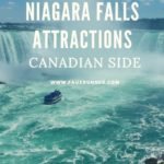 Niagara Falls attractions on the Canadian Side