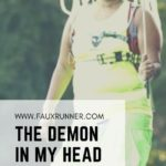 The demon in my head – dealing with race photos