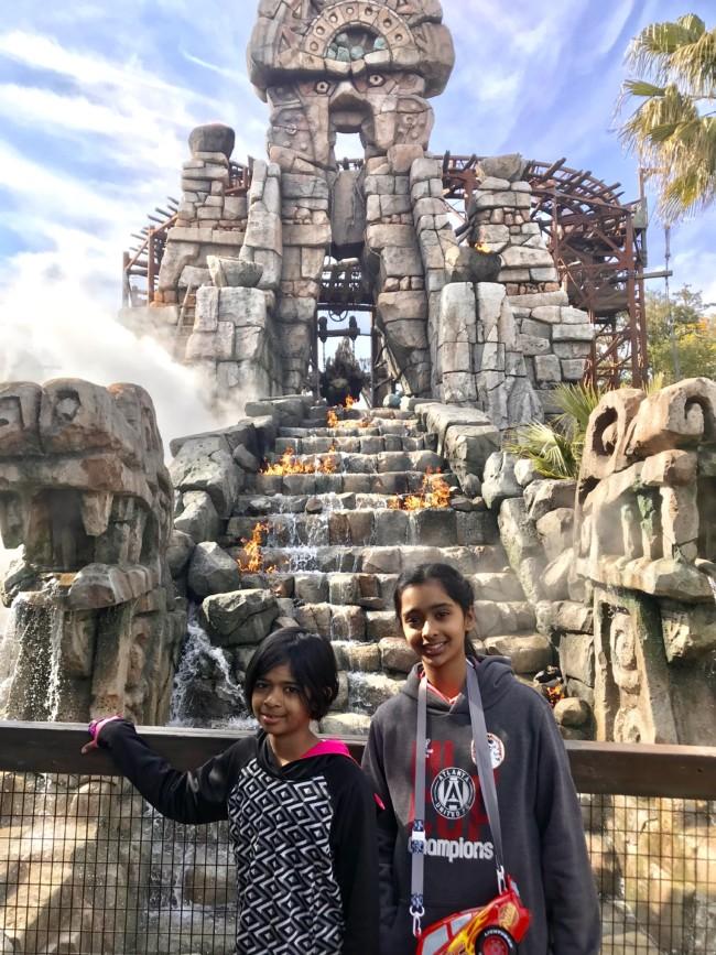 Rides at Tokyo Disney Sea