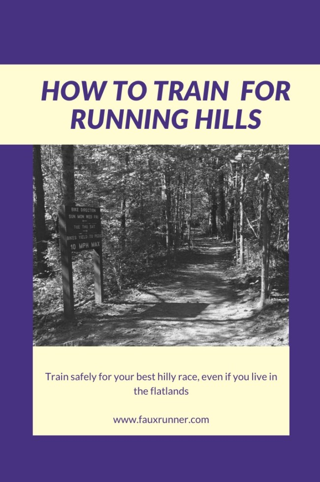 Train for Running Hills